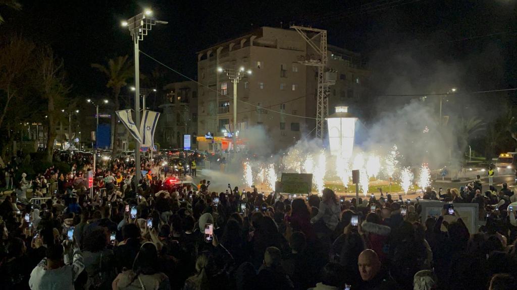 تألق وتميز في مهرجان إضاءة فانوس رمضان الثامن بعكا بحضور قرابة 2000 شخص