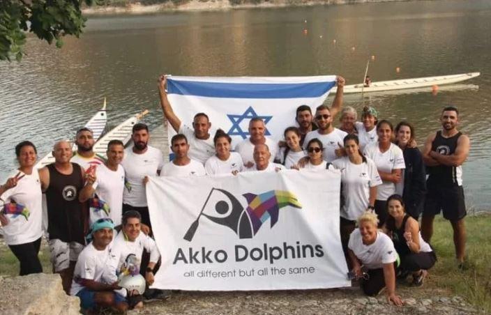 הצלחה ענקית לקבוצת עכו דולפינס