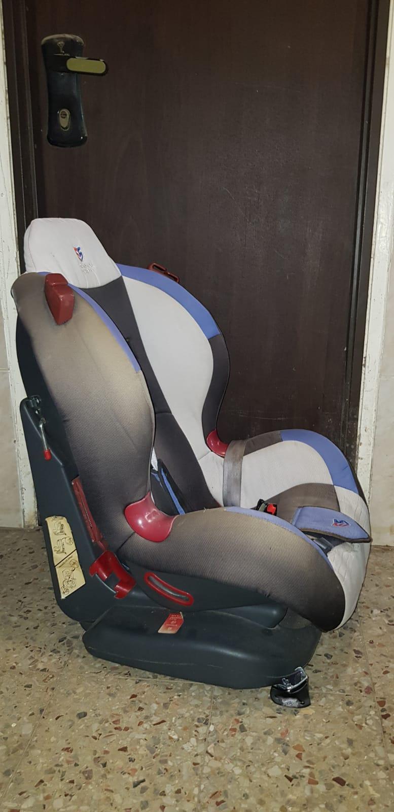 الخير منك وفيك: كرسي أطفال للسيارة