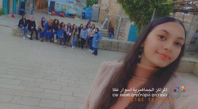 """مجموعة صبايا """"كوني انت"""" تستضيف مجموعة """"ازدهري"""" من ابو سنان"""